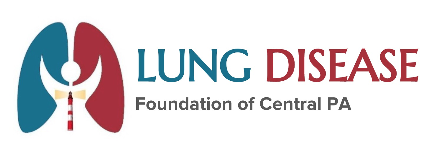 Lung Disease Foundation of Central PA Logo