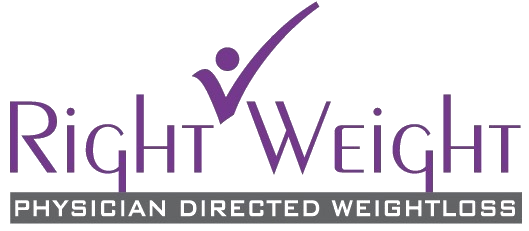 Right Weight Physician Directed Weight Loss Logo