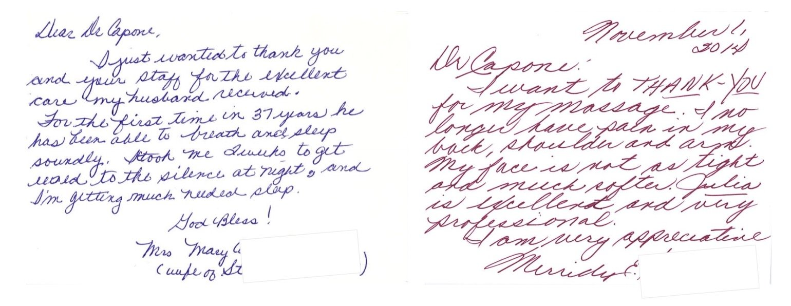 Letter of Thanks to Doctor and Staffer1