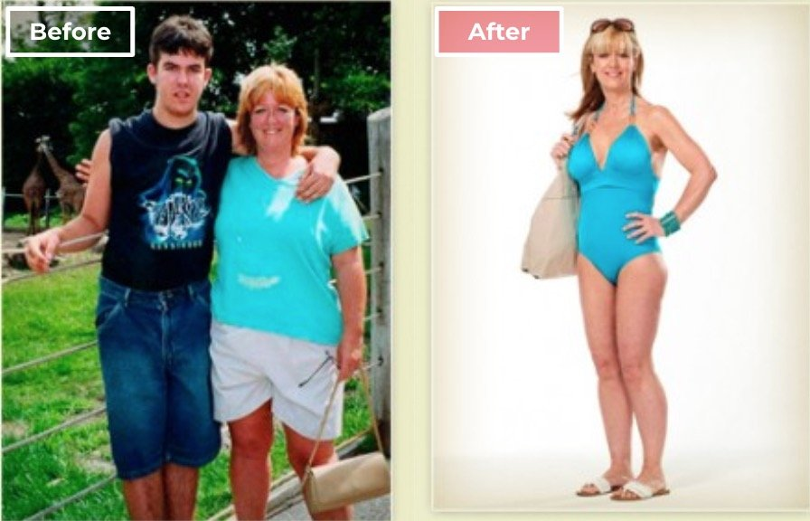 Success story - Before and after