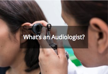 what-is-an-audiologist
