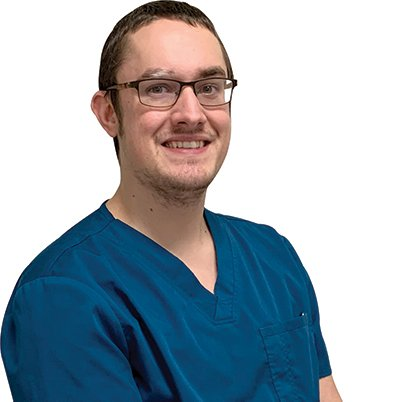Josh Loose, Medical Assistant to Dr. Timothy Lucas