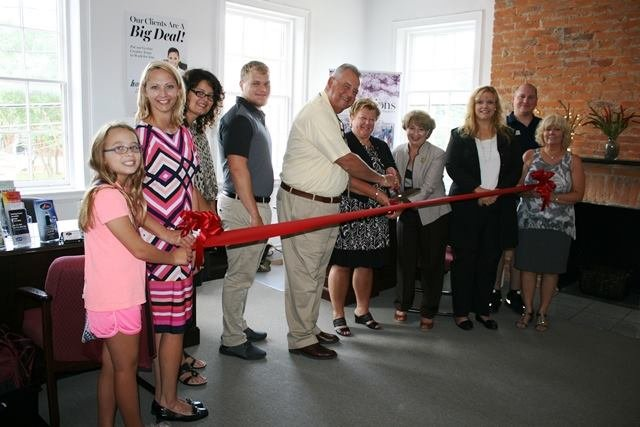 Opening of  Lung Disease Foundation of Central PA (LDF)