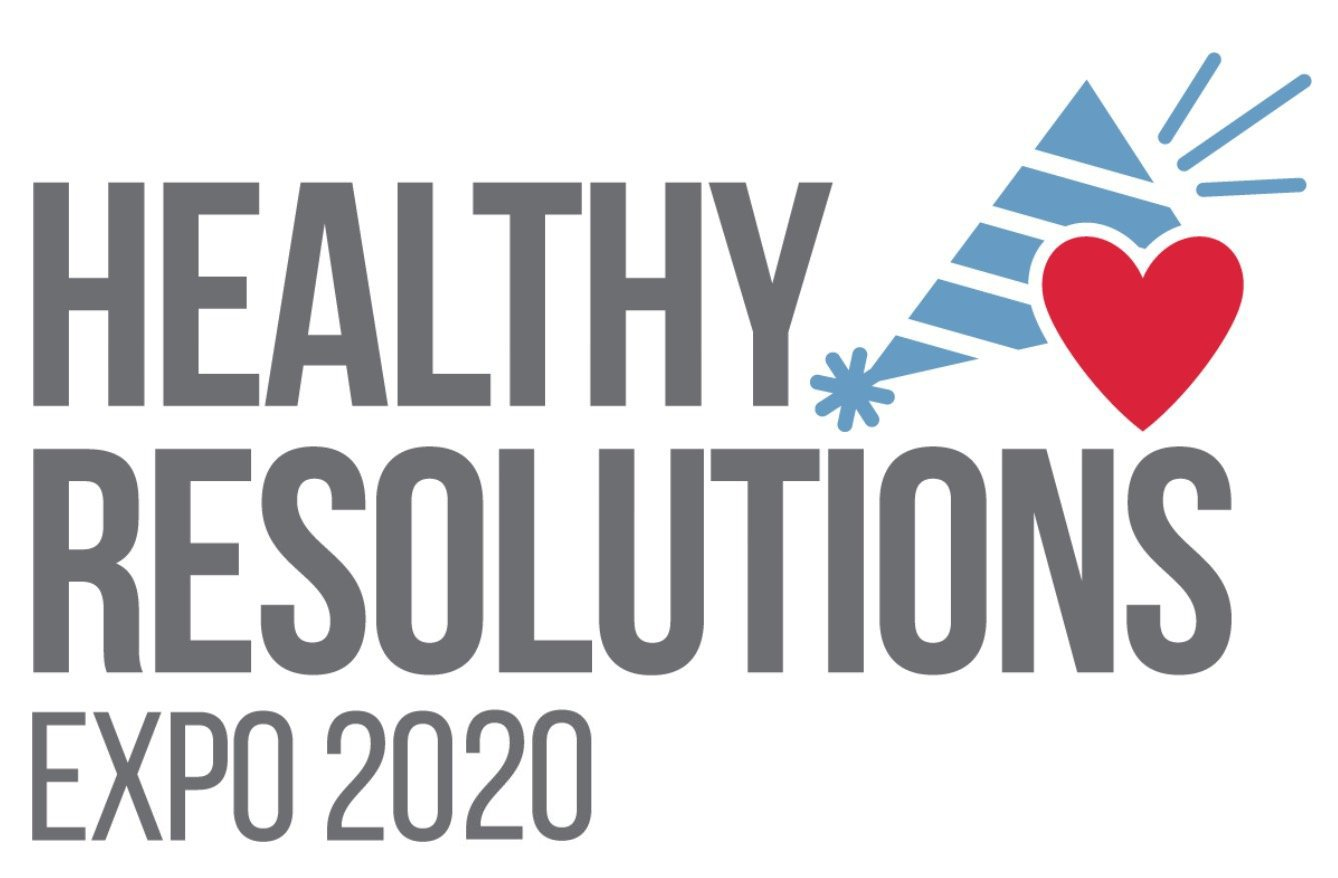Health Resolutions Expo 2020 Logo