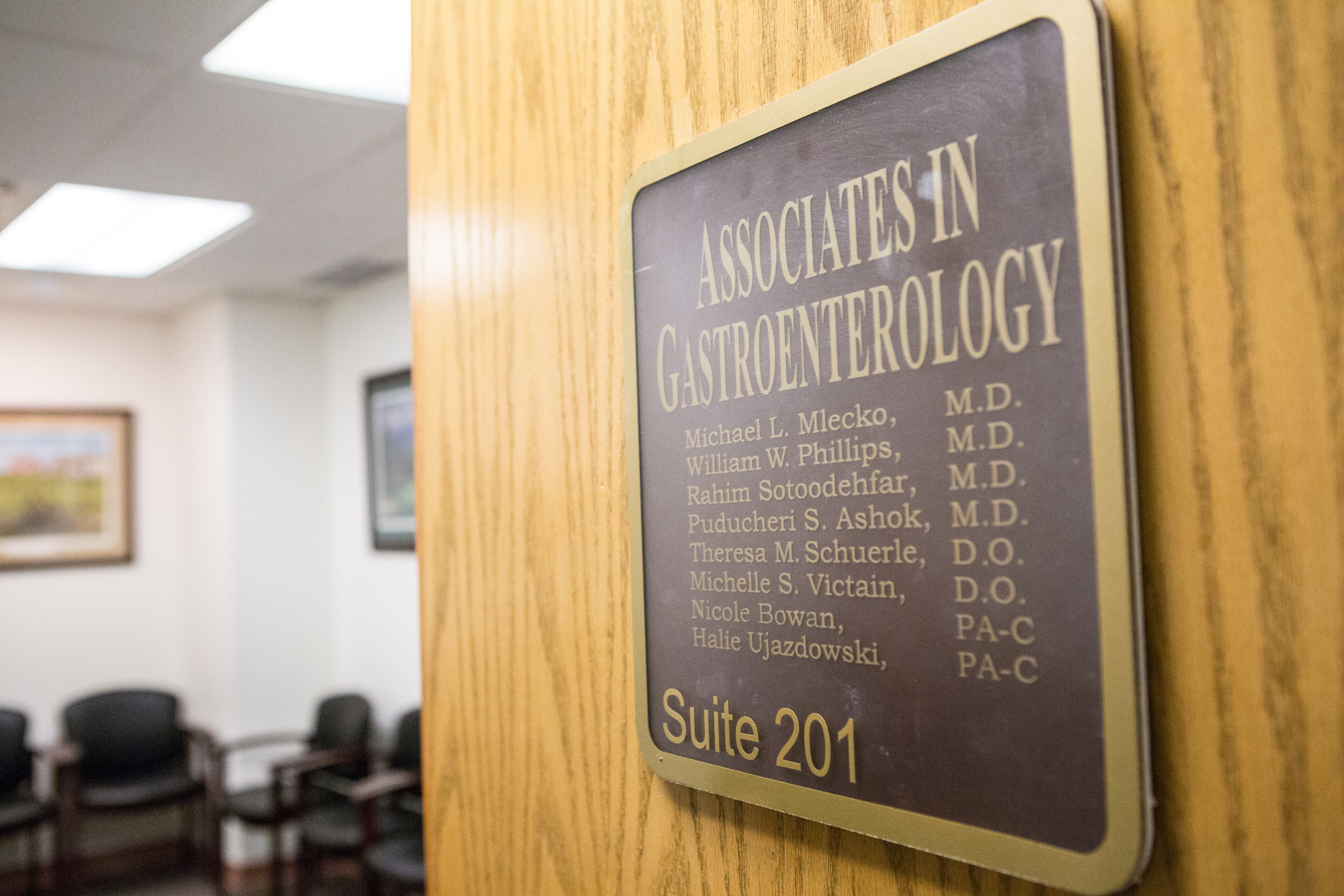 Associates in Gastroenterology Banner