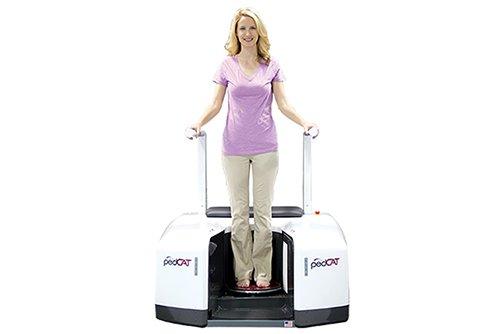 modern weight-bearing scan machine