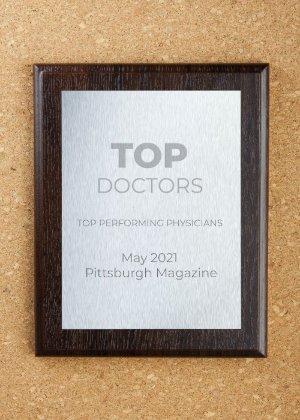 Top Performing Physician Award