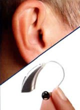 Reciever-in-the-Canal Hearing Aid