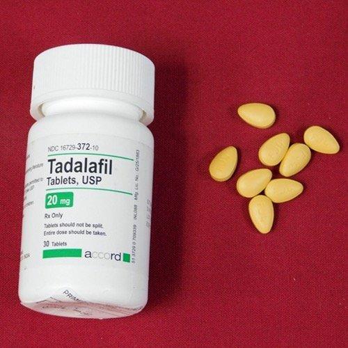 Tadalafil men's health Tablets 20mg