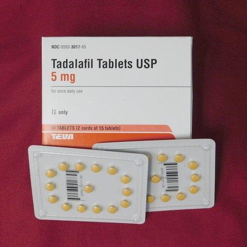 Tadalafil  men's health Tablets