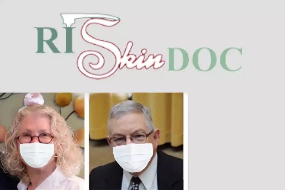 RI Skin Doc Team Wearing Masks
