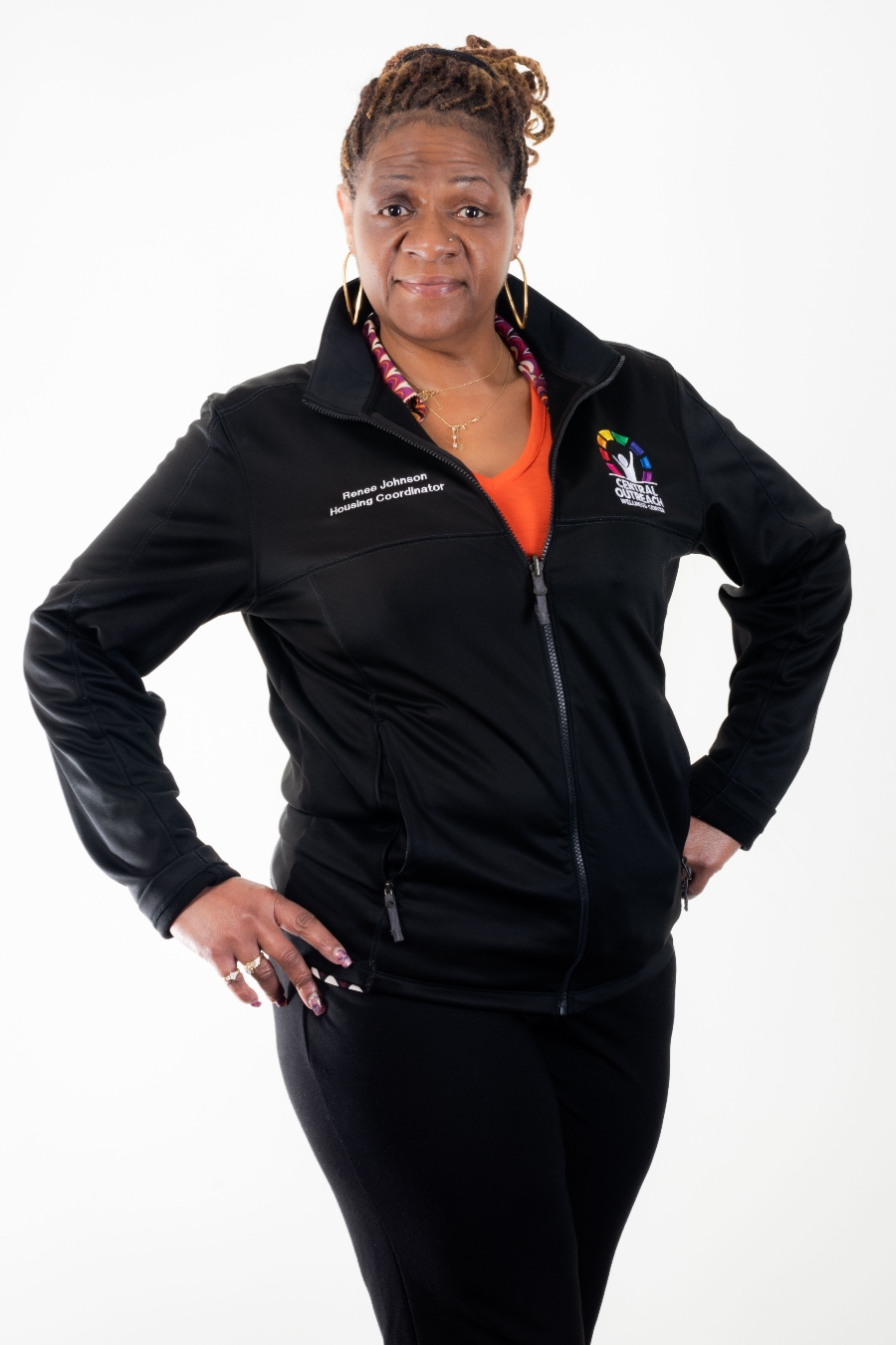 Central Outreach Renee Johnson