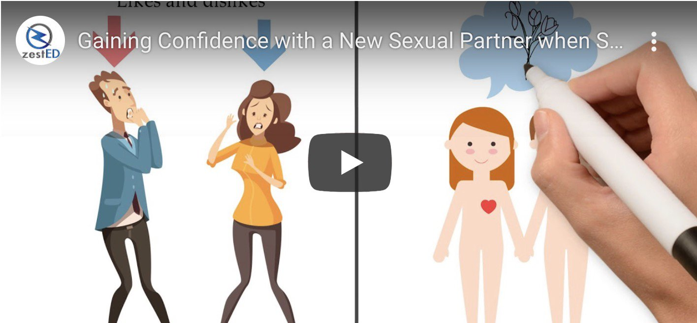 Gaining Confidence With a New Partner