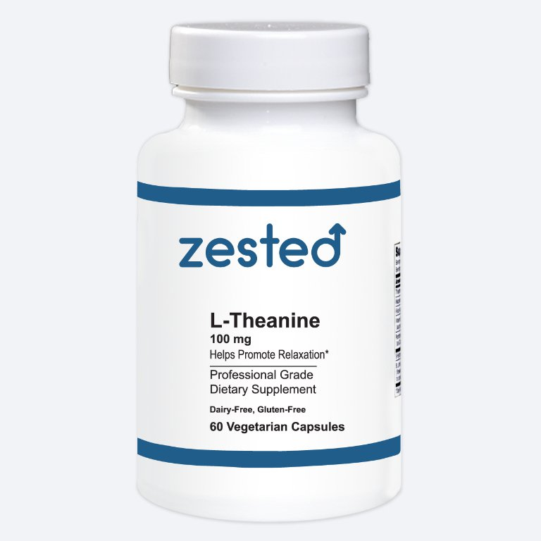 L-Theanine Supplies