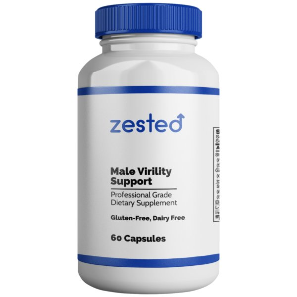 Male Virility Support Supplements
