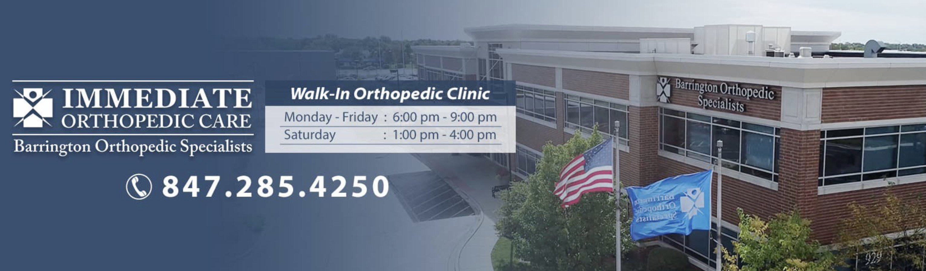 Barrington Orthopedic Specialist's Exterior