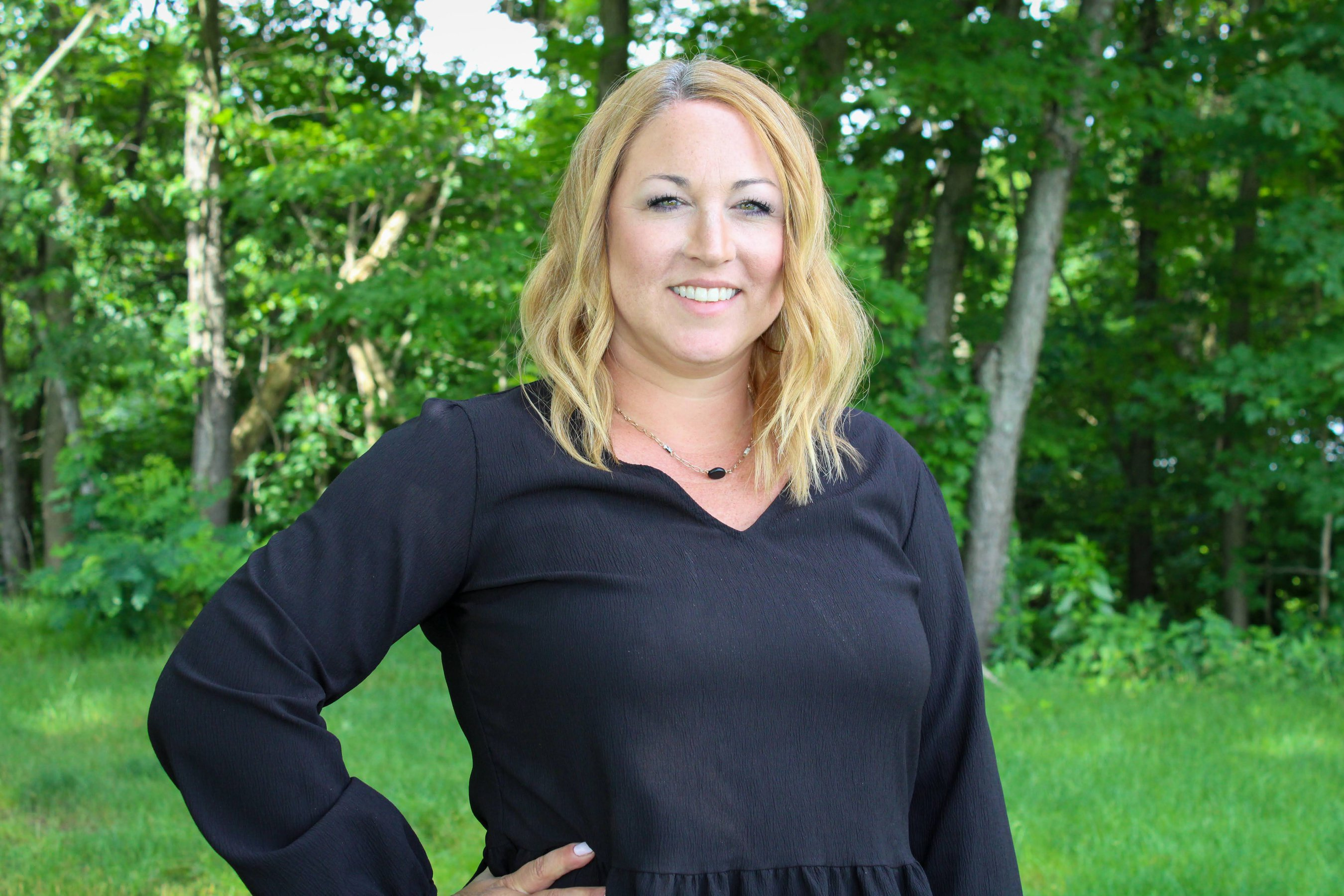 Tracy Plevel Headshot