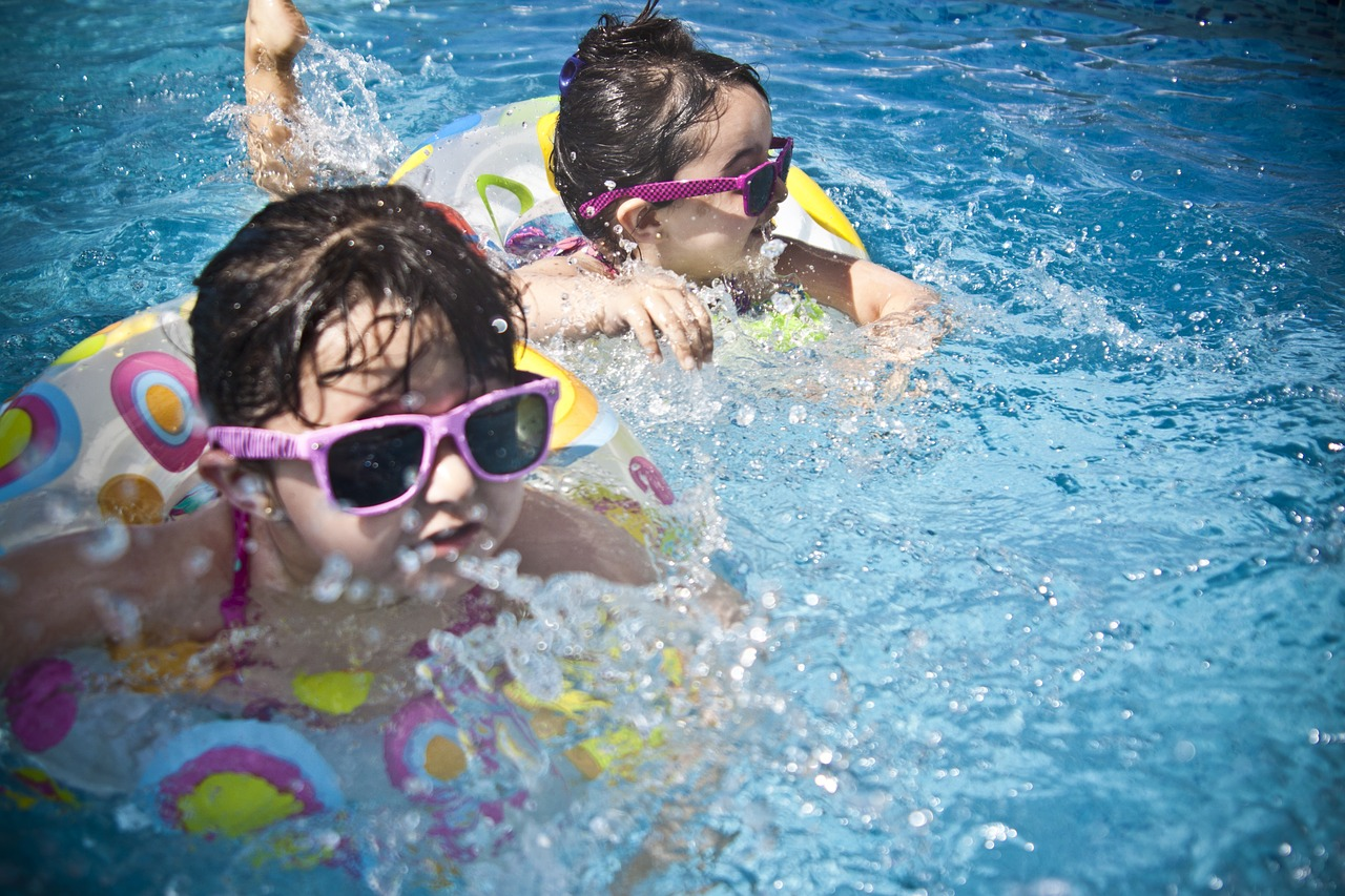 Children Water Safety Dry Drowning Summer