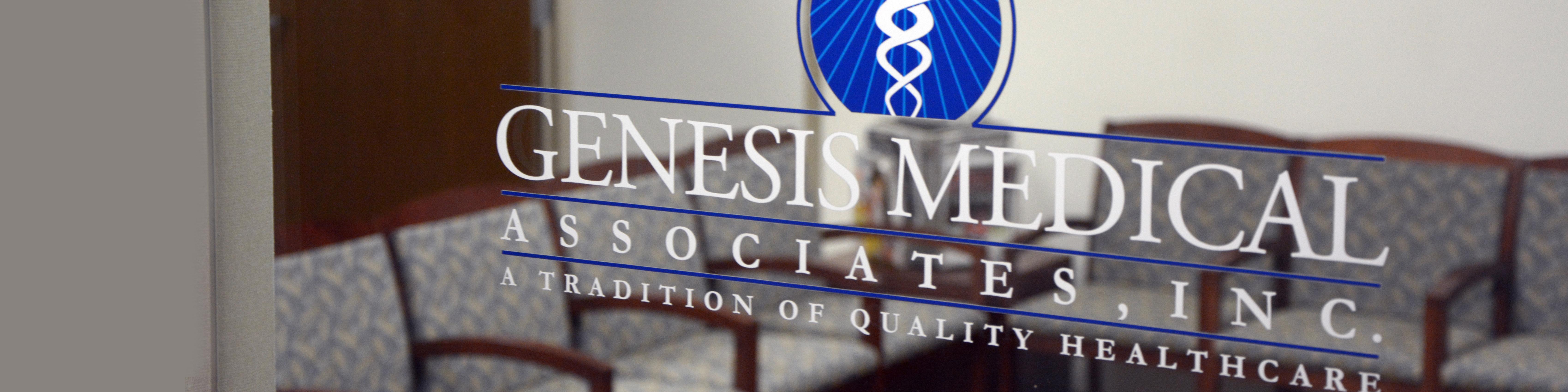 Genesis Medical Associates, Inc. Banner