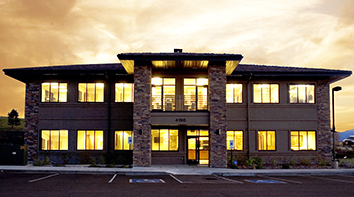 Image of: Woodmen Office office