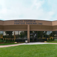 Health Center at 340 Printers Pkwy