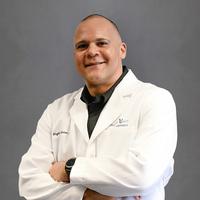 Dr. Pabarue, headshot