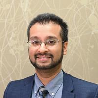 Ravi Gupta, headshot