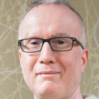 Paul Dube, headshot