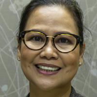 Maria Irma Leonard, headshot