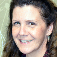 Sharon Glocker, headshot