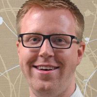 Daniel Kramer, headshot