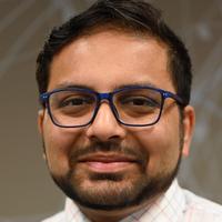 Sanket Patel, headshot