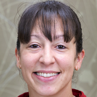 Toni-Ann Ayzenberg, headshot