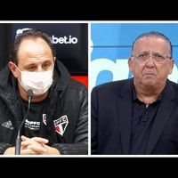 """""""Contra o Corinthians é..."""" Rogério Ceni RESPONDE pergunta de Galvão Bueno após 1 a 0 do São Paulo!"""