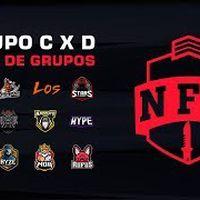 FREE FIRE - LIGA NFA SEASON 4 DIA 2 - GRUPO CxD - #NFAS4