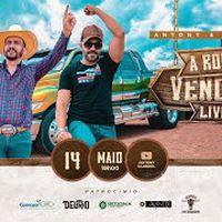 Antony e Gabriel - Live A Roça Venceu
