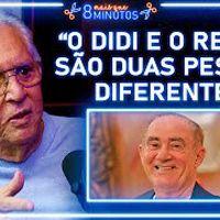 CARLOS ALBERTO ABRE O JOGO SOBRE RENATO ARAGÃO | Cortes Mais que 8 Minutos