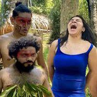 Katia e Jessica foram capturadas pela tribo em Manaus na floresta Amazônica