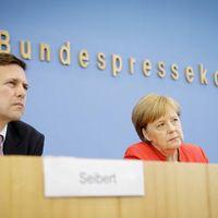 Für Ägypten tätig?:Spion bei Merkels Pressesprecher enttarnt  n