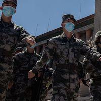 Kampfübungen: China reagiert mit Manöver auf USBesuch in Taiwan