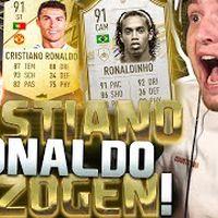 💸😱RONALDINHO GEKAUFT & Cristiano Ronaldo GEZOGEN! | Beste Fifa 22 Team der Welt?!