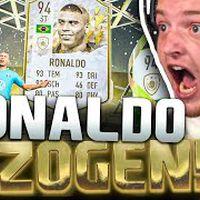 😍😨RONALDO R9 als 1. SPIELER der WELT gezogen?! | BESTER Spieler in ganz FIFA 22!
