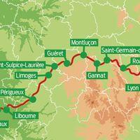 Transports : cette fois, le train BordeauxLyon est bien sur les rails