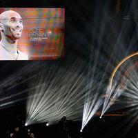 Kobe Bryant officiellement intronisé au Hall of Fame dans une grande émotion