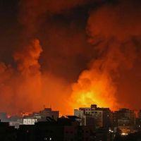 Bande de Gaza : les combats à distance entre Israël et le Hamas se sont encore intensifiés dans la nuit