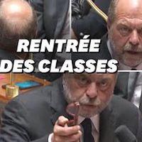 Éric Dupond-Moretti particulièrement chahuté pour sa première à l'Assemblée