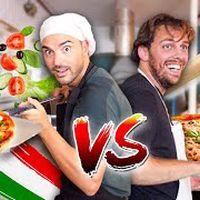 Qui fait la meilleure Pizza ? : Pizza challenge