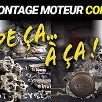TUTO MÉCA - Remontage moteur - SXV Revival : 2ème partie