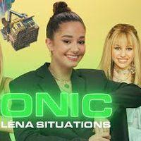 Léna Situations: ses icônes ! Rihanna, Hannah Montana, Christian Dior...| ICONIC | Vogue Paris