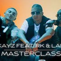 DJ Kayz feat. RK & LANDY - Masterclass (Clip Officiel)